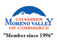 Chamber of Commerce Moreno Valley