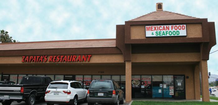 Zapatas Authentic Mexican Restaurant