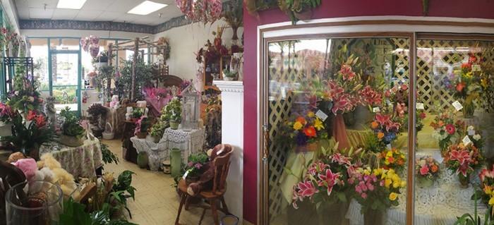 Moreno Valley Flower Box